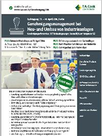 Workshop | Fachtagung 13. – 14. April 2016 von Elsbroek Ingenieure