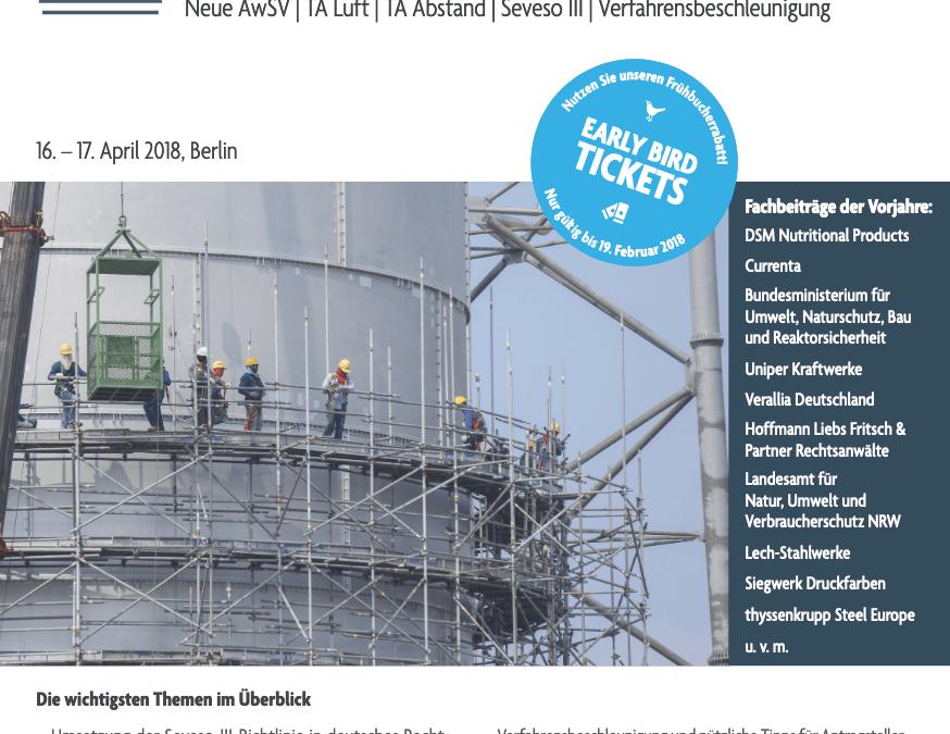 Halbtägiger Workshop – 16. April 2018 von Elsbroek Ingenieure
