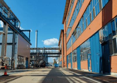 Beratung zu AZB für verschiedene IED-Anlagen – DSM Nutritional Products GmbH